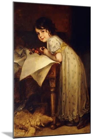 Hedda-Frederich August Kaulbach-Mounted Giclee Print