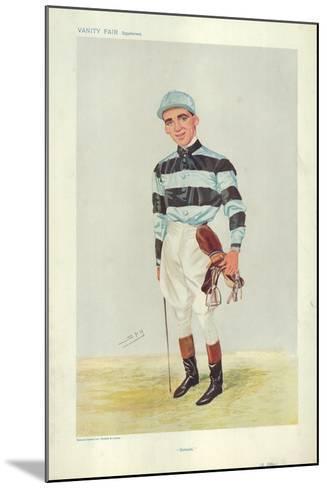 Bernard Dillon-Sir Leslie Ward-Mounted Giclee Print