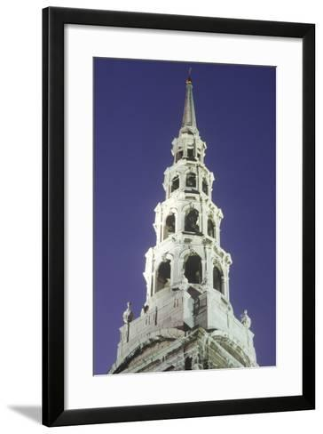 St. Bride's Church, London--Framed Art Print