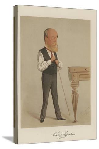 Alexander Temple Fitzmaurice-Carlo Pellegrini-Stretched Canvas Print