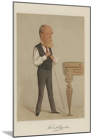 Alexander Temple Fitzmaurice-Carlo Pellegrini-Mounted Giclee Print