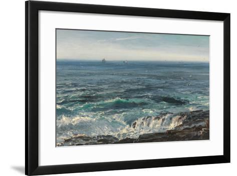 Seascape, 1877-Henry Moore-Framed Art Print