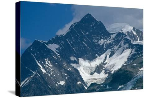 The Mont Blanc Massif--Stretched Canvas Print