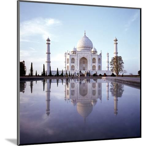 The Taj Mahal--Mounted Giclee Print