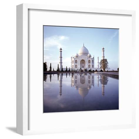 The Taj Mahal--Framed Art Print