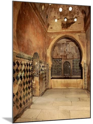 The Royal Baths in the Harem--Mounted Giclee Print