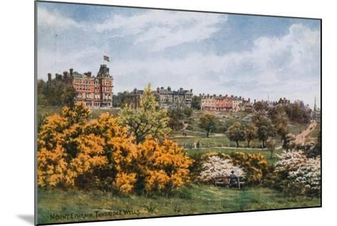 Mount Ephraim, Tunbridge Wells-Alfred Robert Quinton-Mounted Giclee Print