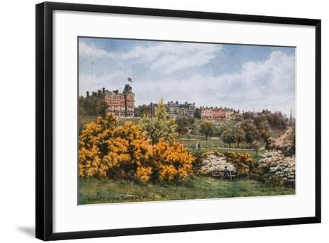 Mount Ephraim, Tunbridge Wells-Alfred Robert Quinton-Framed Art Print