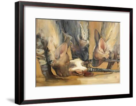 Pack Attack-Mark Adlington-Framed Art Print