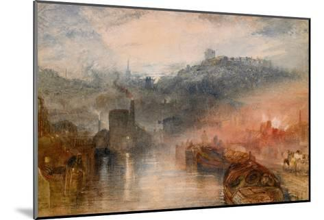 Dudley, Worcestershire, 1830-33-J^ M^ W^ Turner-Mounted Giclee Print