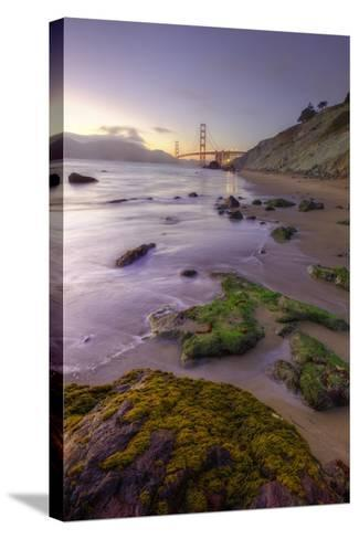 Return to Baker Beach II-Vincent James-Stretched Canvas Print