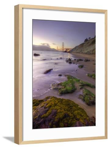 Return to Baker Beach II-Vincent James-Framed Art Print