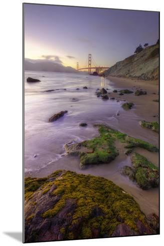 Return to Baker Beach II-Vincent James-Mounted Photographic Print