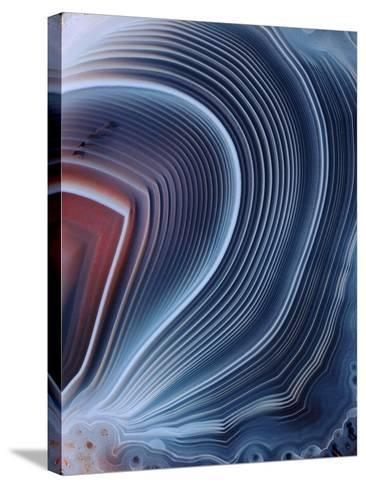 Agate Surface-Dirk Wiersma-Stretched Canvas Print