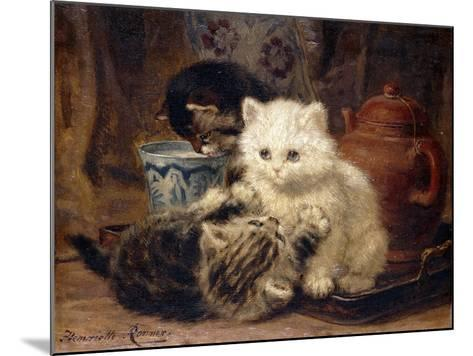 Afternoon Tea-Ronner-Knip Henriette-Mounted Giclee Print