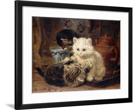 Afternoon Tea-Ronner-Knip Henriette-Framed Art Print