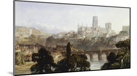 Durham Cathedral-George Arthur Fripp-Mounted Giclee Print