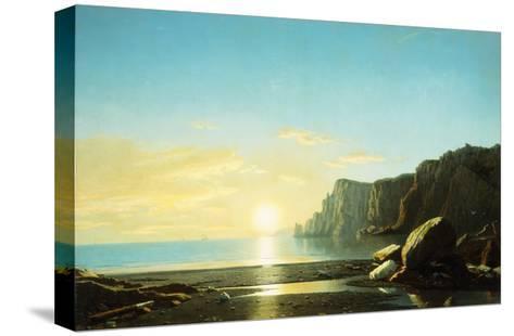 Off the Coast of Labrador-Bradford William-Stretched Canvas Print