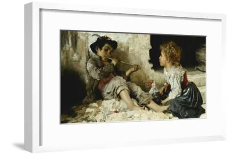 A Captivated Audience-Adriano Bonifazi-Framed Art Print