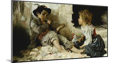 A Captivated Audience-Adriano Bonifazi-Mounted Giclee Print