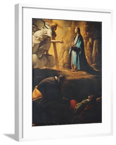 The Agony in the Garden-Pier Francesco Morazzone-Framed Art Print