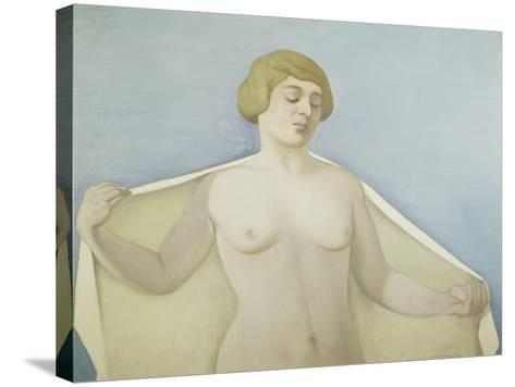 Out of the Bath-F?lix Vallotton-Stretched Canvas Print