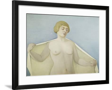 Out of the Bath-F?lix Vallotton-Framed Art Print