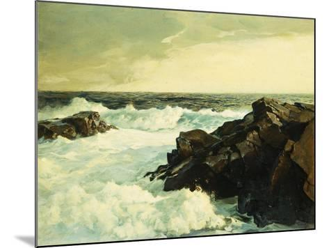 Hightide-Frederick Judd		 Waugh-Mounted Giclee Print