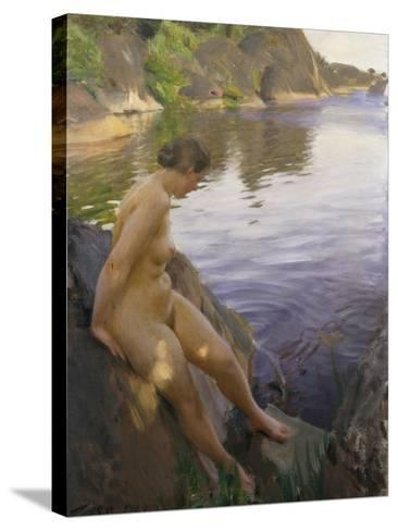 From Sandham-Anders Leonard Zorn-Stretched Canvas Print