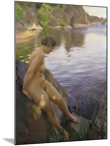 From Sandham-Anders Leonard Zorn-Mounted Giclee Print