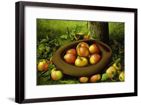 Apples in a Hat-Levi Wells Prentice-Framed Art Print