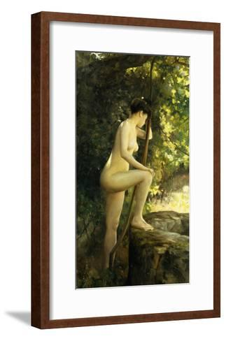 The Unfullfilled Wish-Julius Leblanc Stewart-Framed Art Print