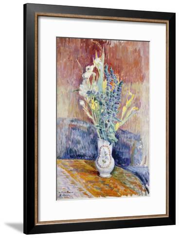 Flower Bouquet-Henri Lebasque-Framed Art Print