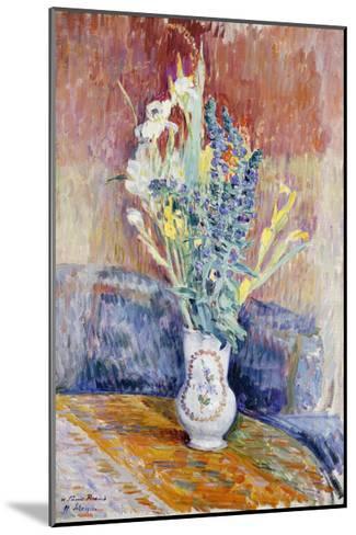 Flower Bouquet-Henri Lebasque-Mounted Giclee Print
