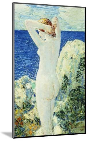 The Bather-Childe Hassam-Mounted Giclee Print