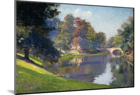 Le Bois de Bruxelles-Petitjean Hippolyte-Mounted Giclee Print