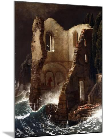 The Chapel-Arnold Bocklin-Mounted Giclee Print