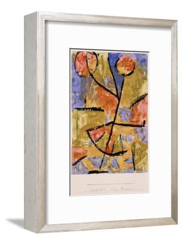 Dance-Flower-Paul Klee-Framed Art Print