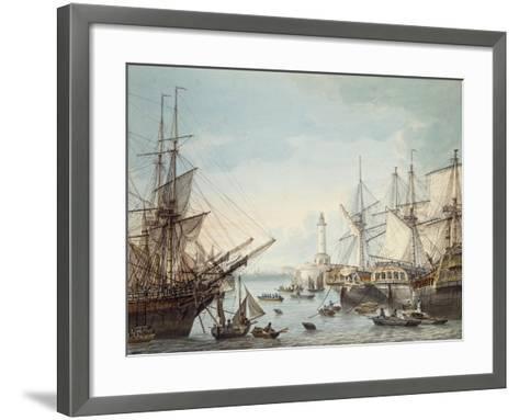 Ramsgate-Samuel Atkins-Framed Art Print