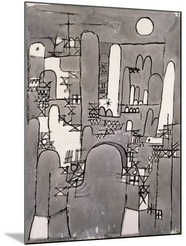 The Tower-Paul Klee-Mounted Giclee Print