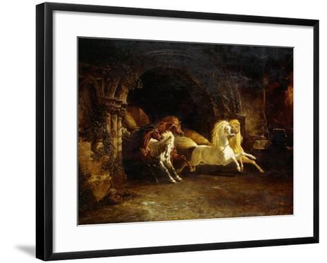 Duncan's Horses-John Frederick Herring I-Framed Art Print