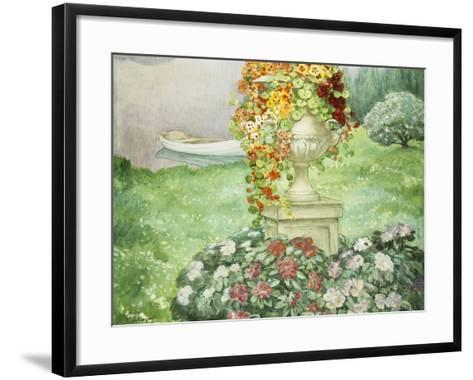 The Garden-Henri		 Lebasque-Framed Art Print