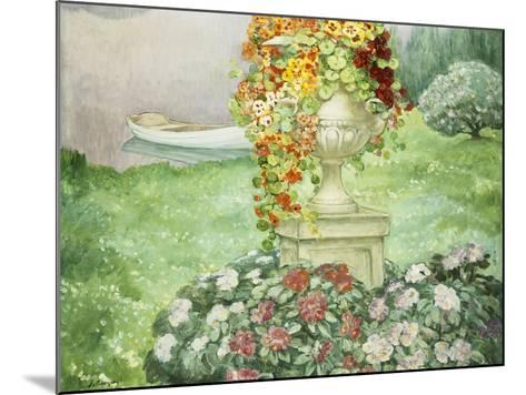 The Garden-Henri		 Lebasque-Mounted Giclee Print