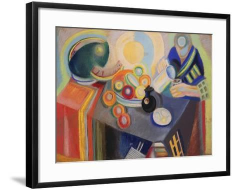 The Portuguese Jug-Robert Delaunay-Framed Art Print