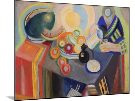The Portuguese Jug-Robert Delaunay-Mounted Giclee Print