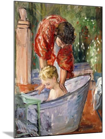 The Bath-Henri Lebasque-Mounted Giclee Print