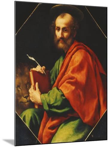 Saint Mark-Carlo Dolci-Mounted Giclee Print