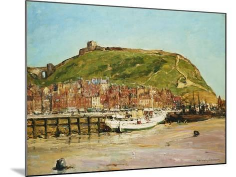 Scarborough Castle-Alexander		 Jamieson-Mounted Giclee Print