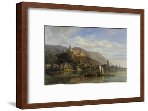 Heidelberg-Pierre Justin Ouvrie-Framed Art Print