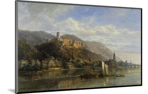 Heidelberg-Pierre Justin Ouvrie-Mounted Giclee Print